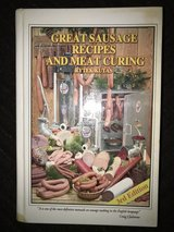 Great Sausage Recipes and Meat Curing Book (3rd Edition) in Oswego, Illinois