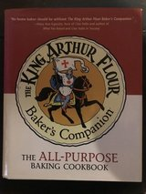 King Arthur Cookbook (plus sourdough cookbook) in Naperville, Illinois