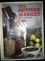 Hard Cover Book: The Artisan Market in Chicago, Illinois