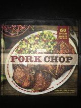 Hard Cover Cookbook:  Pork Chop in Naperville, Illinois