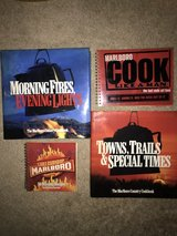 Set of 4 Marlboro Cookbooks in Naperville, Illinois