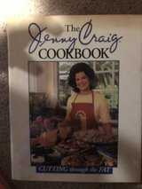 Jenny Craig Cookbook (hard cover) in Naperville, Illinois