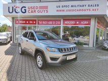 2018 Jeep Compass Sport 4×4 in Ramstein, Germany