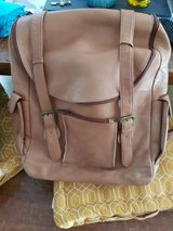 Leather Backpack Soft Leather good for laptops etc in Wiesbaden, GE