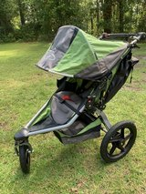 Bob Revolution Pro running stroller in Camp Lejeune, North Carolina