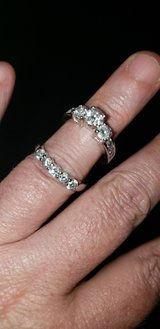 Wedding Ring Set in Warner Robins, Georgia