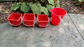 Sand Pails in Chicago, Illinois