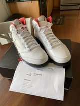 Air Jordan 5 fire red - NEW in Naperville, Illinois