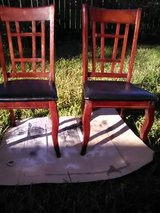 2 dining or breakfast chairs in Sugar Land, Texas