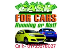 We Buy any Car in any Condition- FREE TOWING in Ramstein, Germany