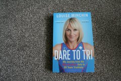 Dare to Tri by Louise Minchin in Lakenheath, UK