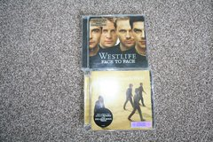 Take That & Westlife Cds in Lakenheath, UK