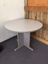 4 Round Top Sturdy Tables in Beaufort, South Carolina