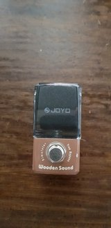 Joyo Wooden Sound Effects Pedal in Ramstein, Germany