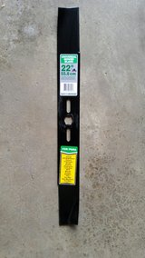 "22"" Lawn Mower Blade in Chicago, Illinois"