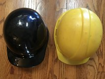 2 Construction Hard Hats ($4.00 each) in Chicago, Illinois
