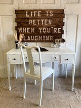 Antique Desk and chair in Kingwood, Texas