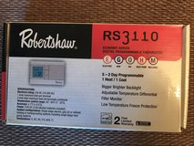 Robertshaw Thermostat (digital / programmable) in Plainfield, Illinois