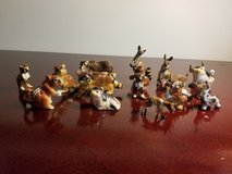 Porcelain Animals collection in Naperville, Illinois