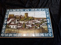 Large tile picture from Portugal in Heidelberg, GE