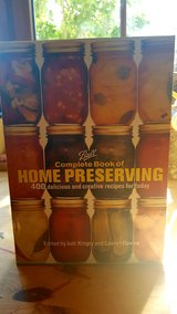 Ball Complete Book of Home Preserving in Grafenwoehr, GE