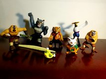 Kung Fu Panda Characters in Naperville, Illinois