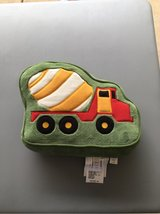 Cement Mixer Pillow in Bolingbrook, Illinois