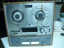 TEAC reel to reel tape recorder/player in Beaufort, South Carolina