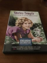 Shirley Temple everyone's little princess DVDs in Ramstein, Germany