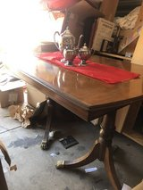 Dining room table in Naperville, Illinois