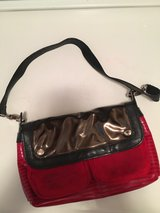 Girls red/black purse in Chicago, Illinois