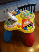 Fisher Price Laugh and Learn Puppy & Friends Learning Table in Aurora, Illinois