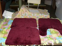two baby blankets & bath room set in Fort Knox, Kentucky