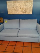 Blue Sofa #2509-1 in Camp Lejeune, North Carolina