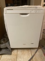 Whirlpool front control Built in Tall tub Dishwasher in Kingwood, Texas