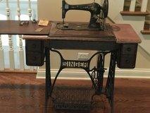 Singer Treadle Sewing Machine in Plainfield, Illinois