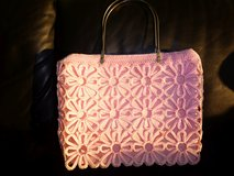 Handbag Bag Purse Coach Tote light pink violet rose in Wiesbaden, GE
