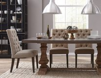 New! Upscale solid made dinette set in Camp Pendleton, California