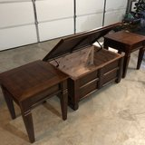 Coffee Table/Chest and Side Tables in Lawton, Oklahoma
