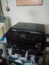 Brother mfc - J430W and new Ink Cartridges Great For Spares or Repairs in Lakenheath, UK