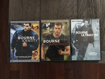 The Bourne Series in Okinawa, Japan