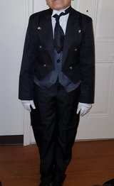 Tux Costume in Fort Bliss, Texas
