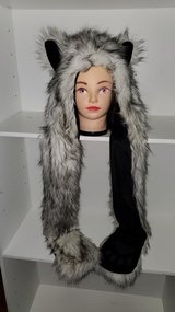 Plush Animal Hat/Scarf/Glove Piece in Fort Bliss, Texas