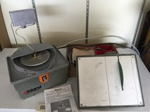 """Inland SwapTop 6"""" flat top machine and trim/table saw for glass and rocks in Sacramento, California"""