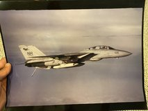 F15 Jet Fighter Photograph in Plainfield, Illinois