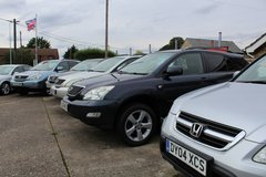 Lexus-Honda-Toyota / SUV,S-Sedans FREE ROAD TAX in Lakenheath, UK