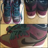 Kids Nike Air Jordans size 1Y in Fort Leonard Wood, Missouri