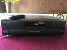 Technics Compact 5 Disc Changer SL-PD5 in Plainfield, Illinois