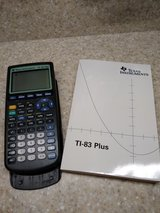 TI-83 Plus Graphing Calculator in Plainfield, Illinois