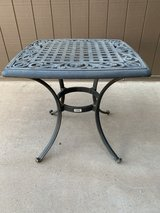 Martha Stewart Patio Table in Alamogordo, New Mexico
